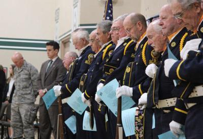 St. Hubert Veteran's Day