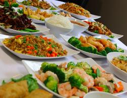 Mandarin Yang - food