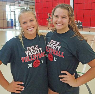 2019 EPHS volleyball captains