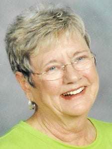 Obituary for Gwen Patchin