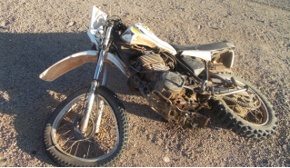 Mohave County Sheriff's Office crash