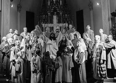 The Passion of Jesus in Music, Word and Light