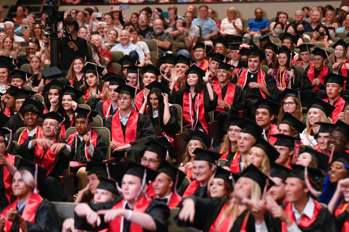 SHS 2021 graduation