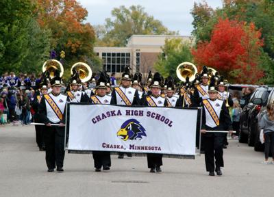 Chaska High School Homecoming Parade 2019