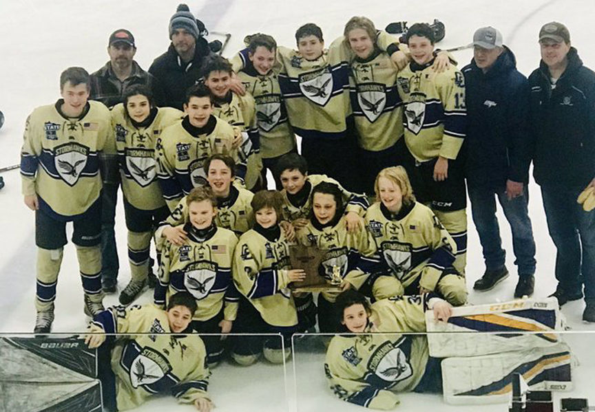 CCHA PeeWee A: 5th Place