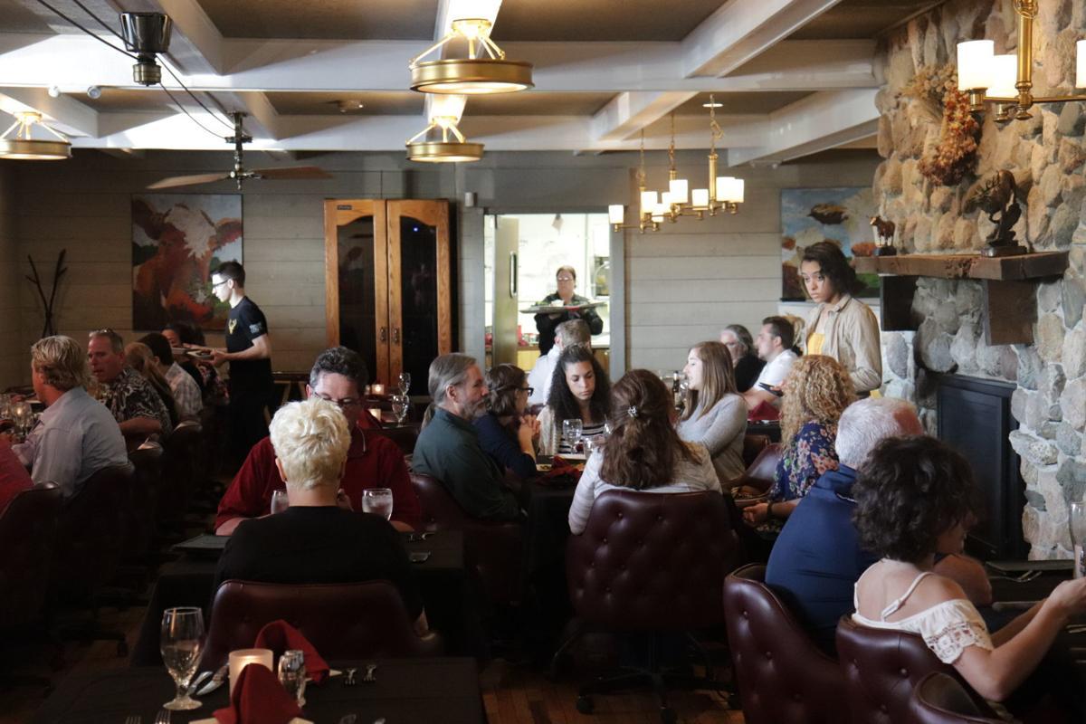 Jordan Supper Club -- dining room