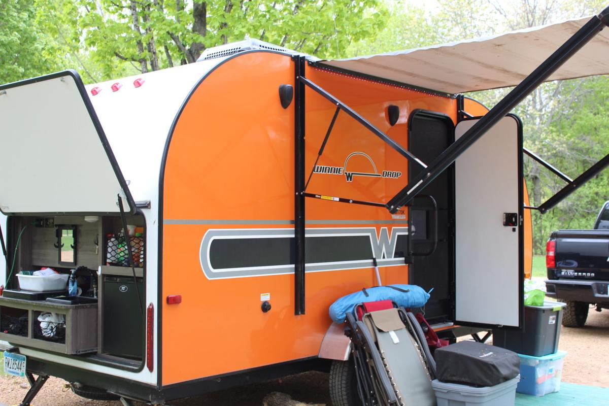 Spring Camping 1