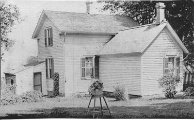Theis house