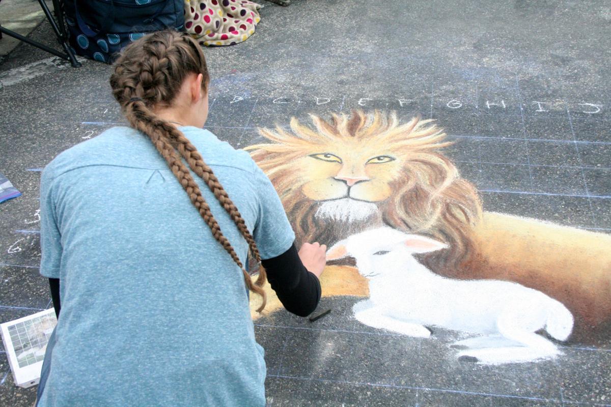 Chalk Fest 11