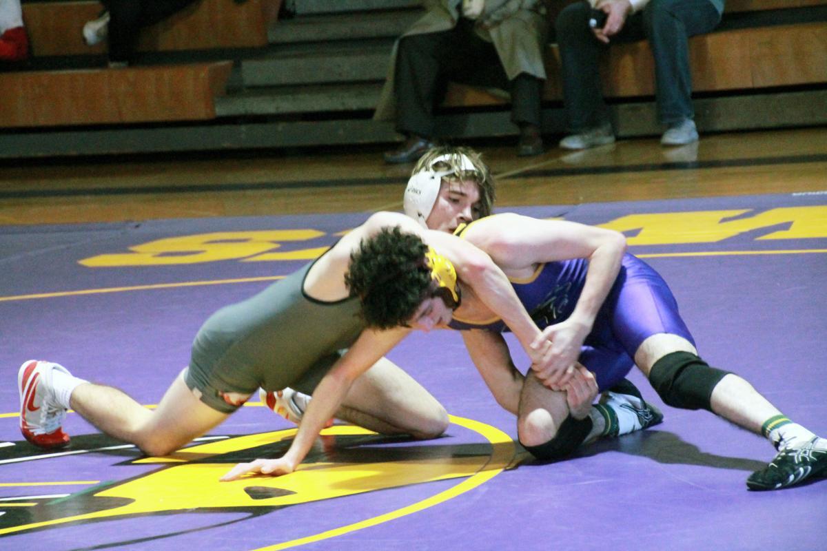 Mound Westonka wrestling