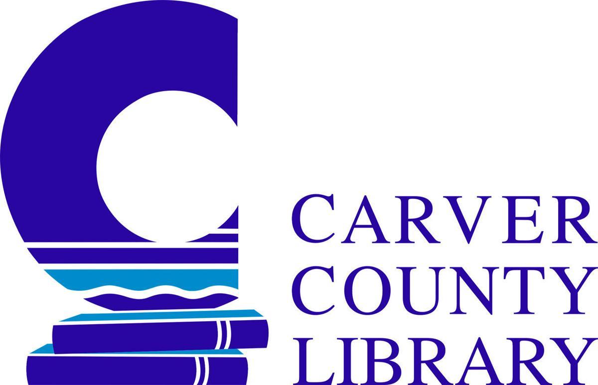 Carver County Library Logo