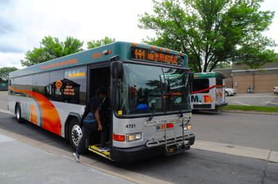 MVTA Bus