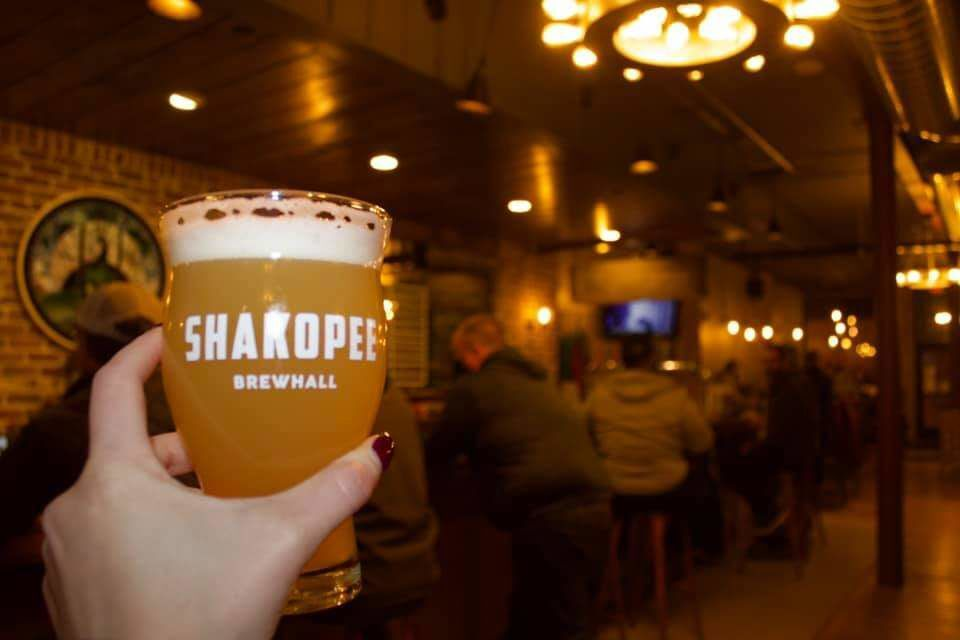 Brew Hall reopening