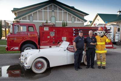 Cars and Caves with Chanhassen Fire Department