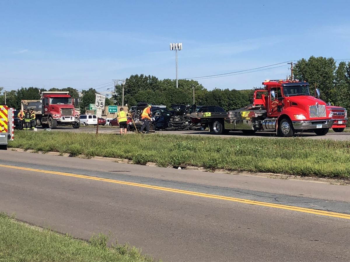 Highway 13 crash