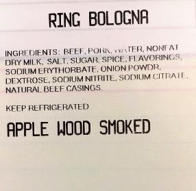 Ring bologna
