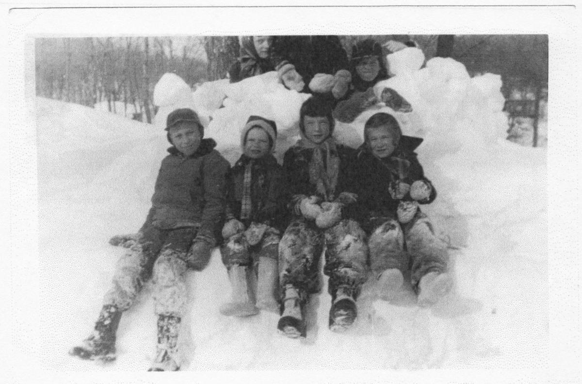 Dale Swanson memoir snow