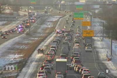 Highway 169/83 incident