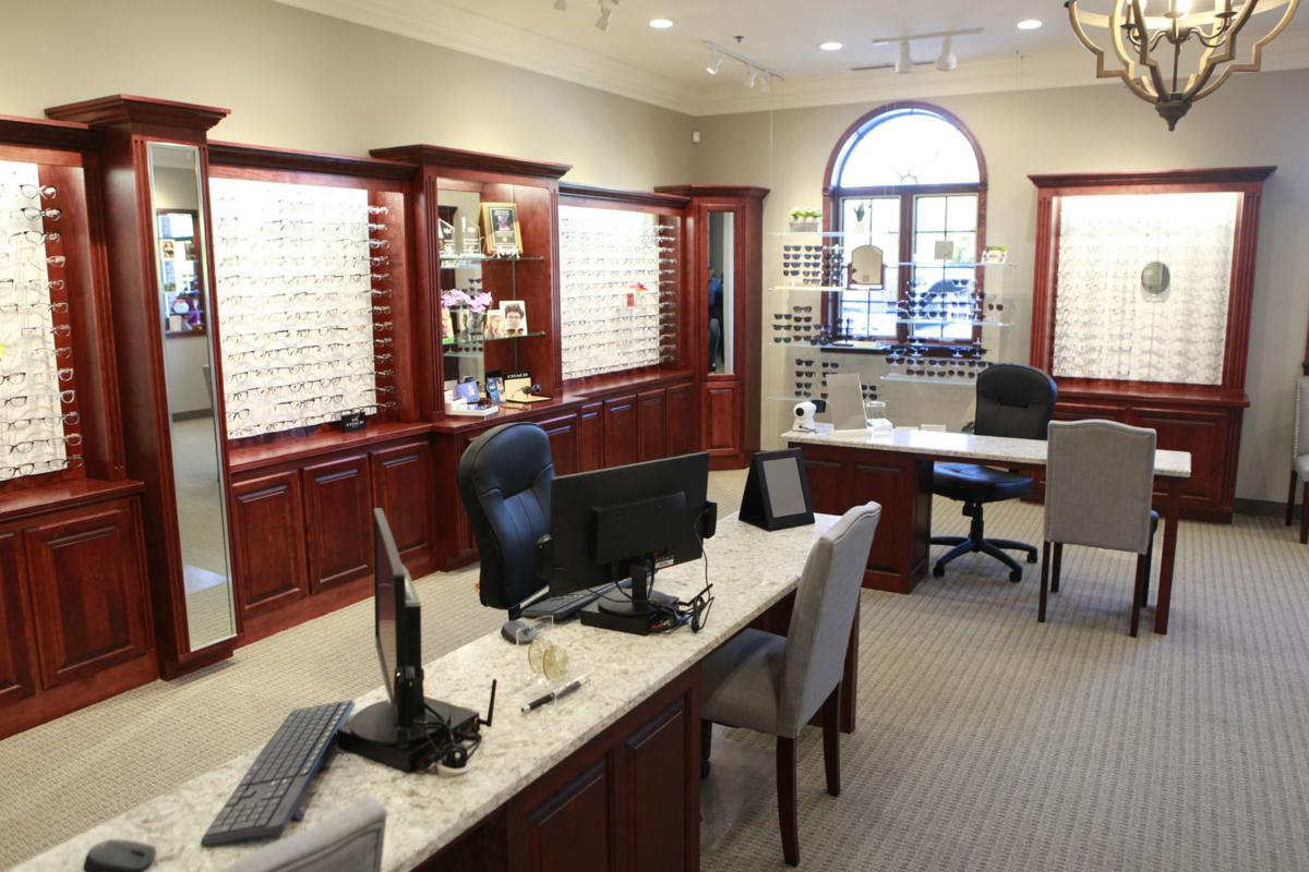 Complete Family Eyecare glasses
