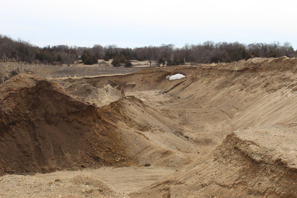Olson Construction site