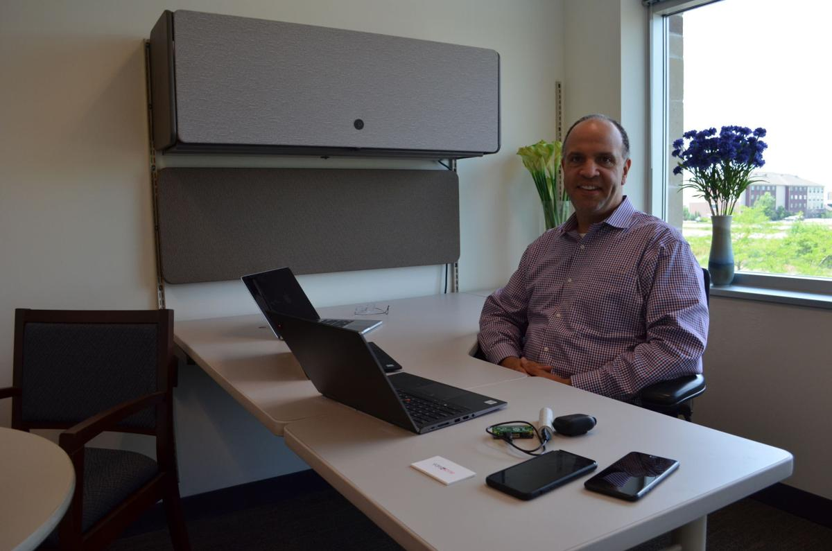 Eric Brown Scott County CDA entrepreneurship 2