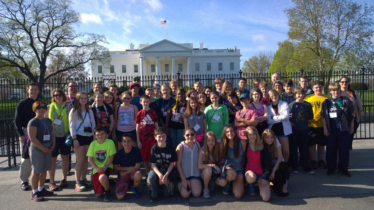 World Learner Students Visit Washington Dc Chaska Herald