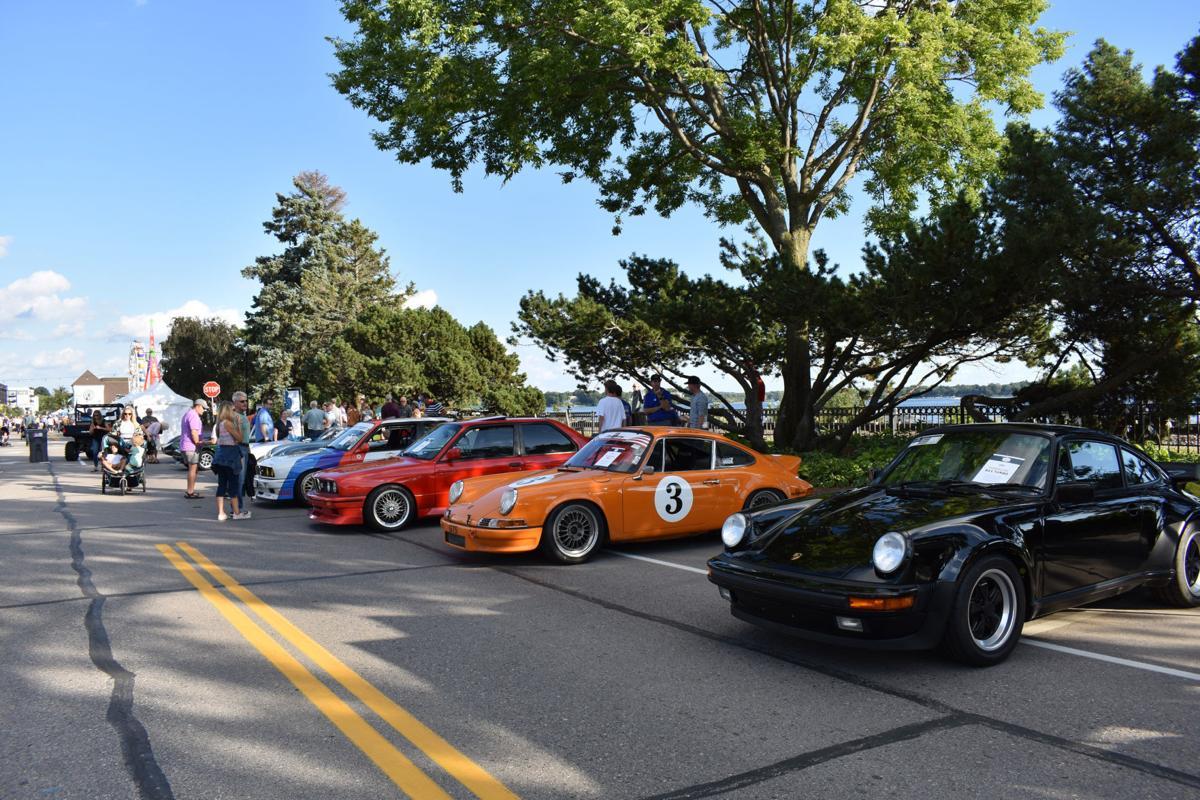James J. Hill Days 4 - Retroshift Car Show