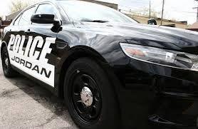 Jordan Police Report; Jordan Police car