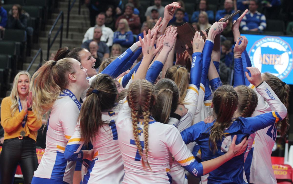 Wayzata Volleyball - Champions