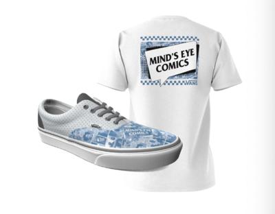 Mind's Eye Comics x Vans