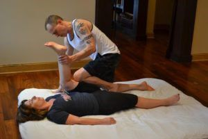 Jamie Reinbold Thai Yoga Bodywork
