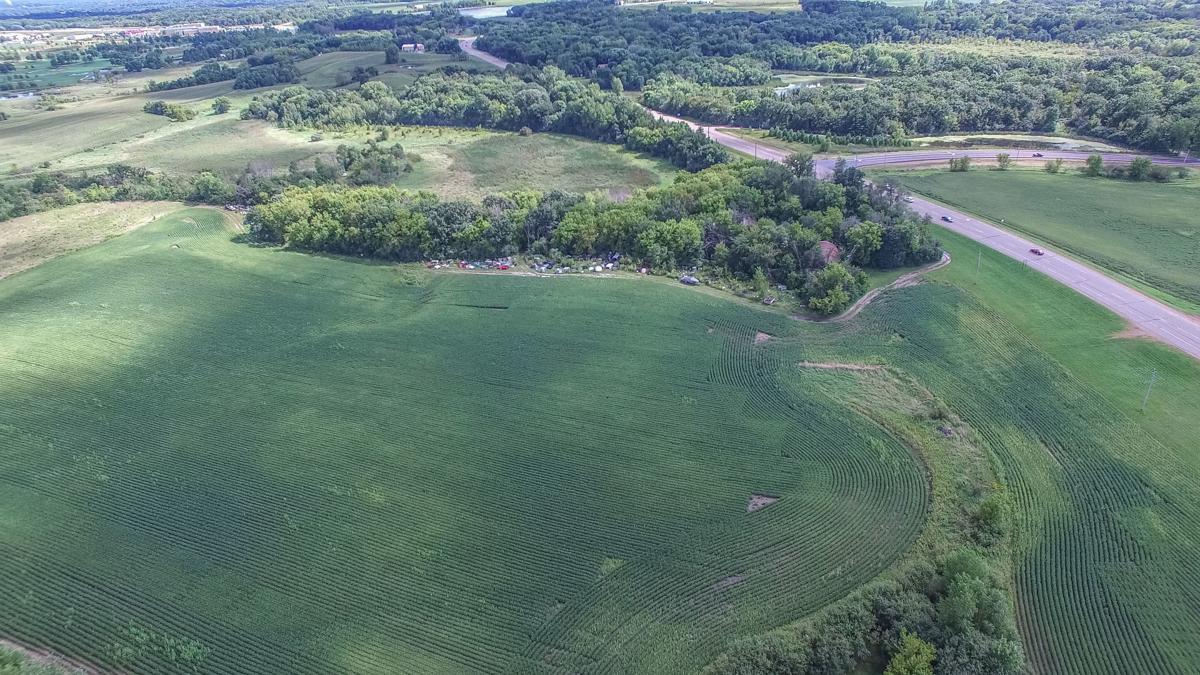 2016 drone photos of Schmitz property