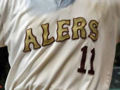 Jordan Alers Baseball