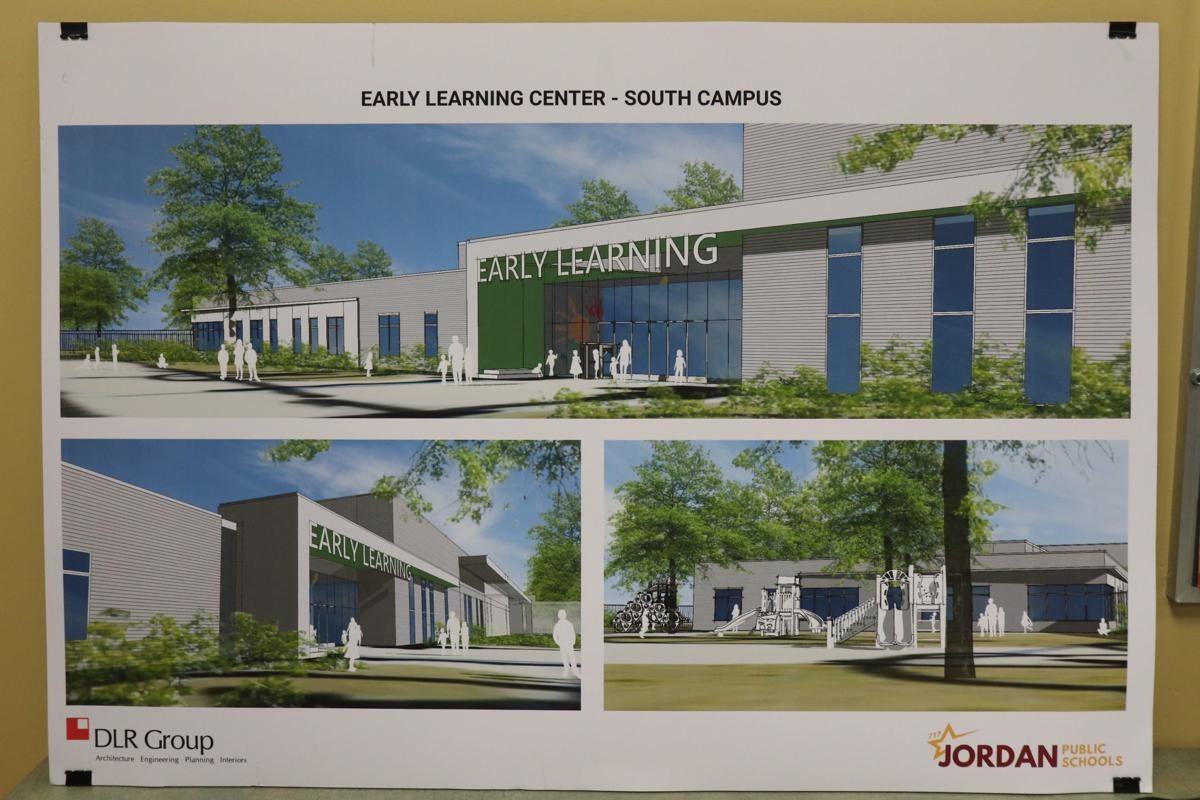 Jordan early learning services concept