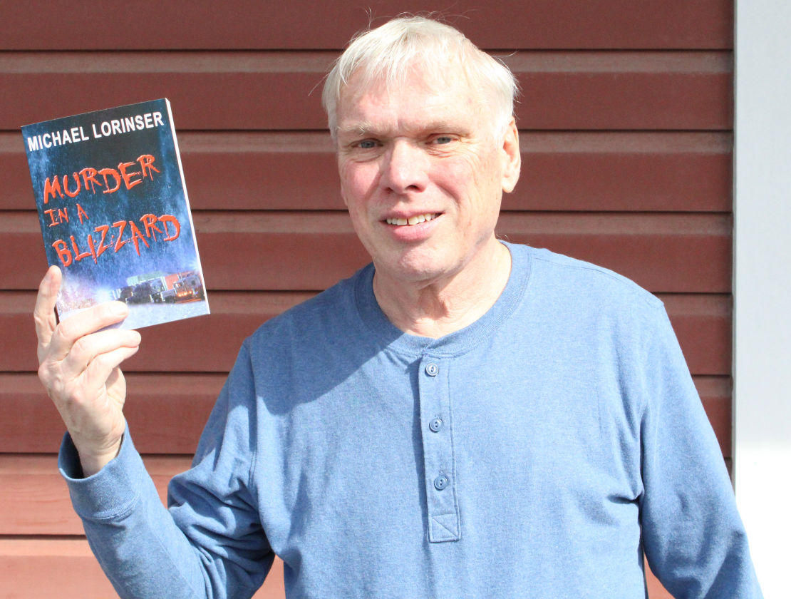 Author Ina Case >> Cold Case Local Author Publishes Murder In A Blizzard Savage