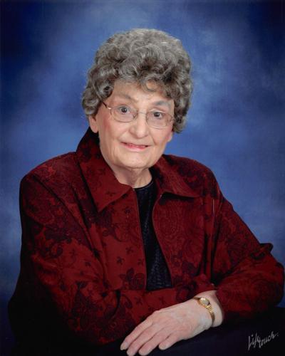 Obituary for Marietta Vohnoutka