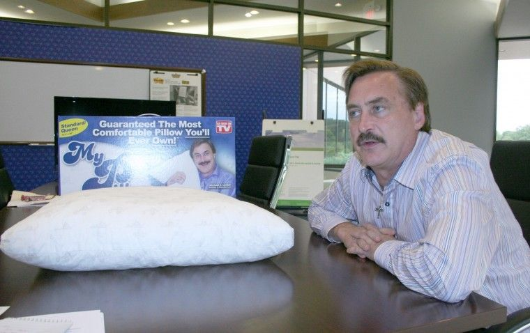 My Pillow Factory mypillow hq to chaska business swnewsmedia com