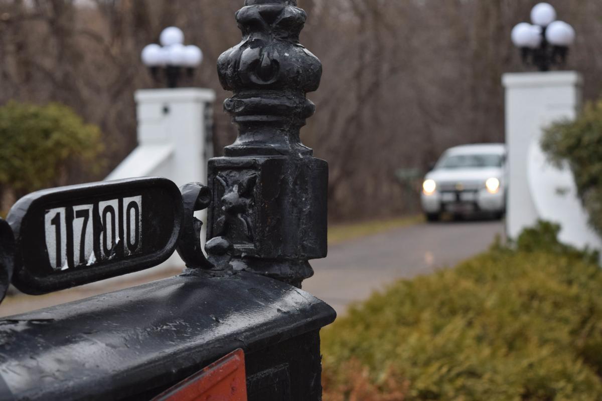 Orono deaths Irwin Jacobs driveway