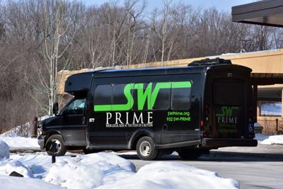 SouthWest Transit bus