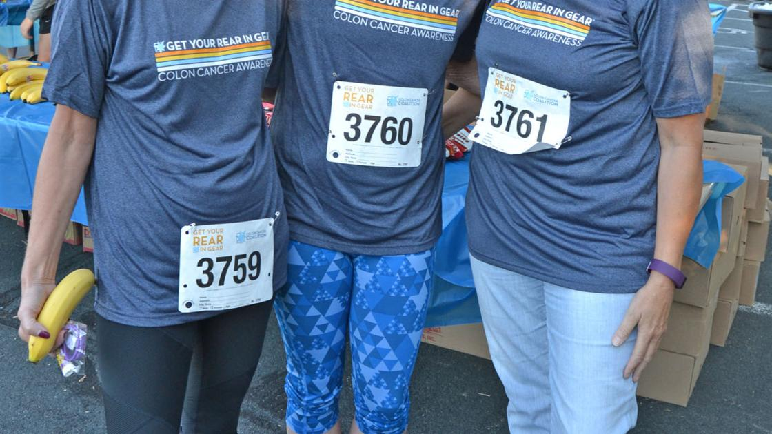 Racing Riding For Colon Cancer Awareness In Eden Prairie Eden Prairie News Swnewsmedia Com