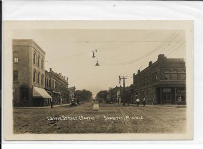 Lewis Street