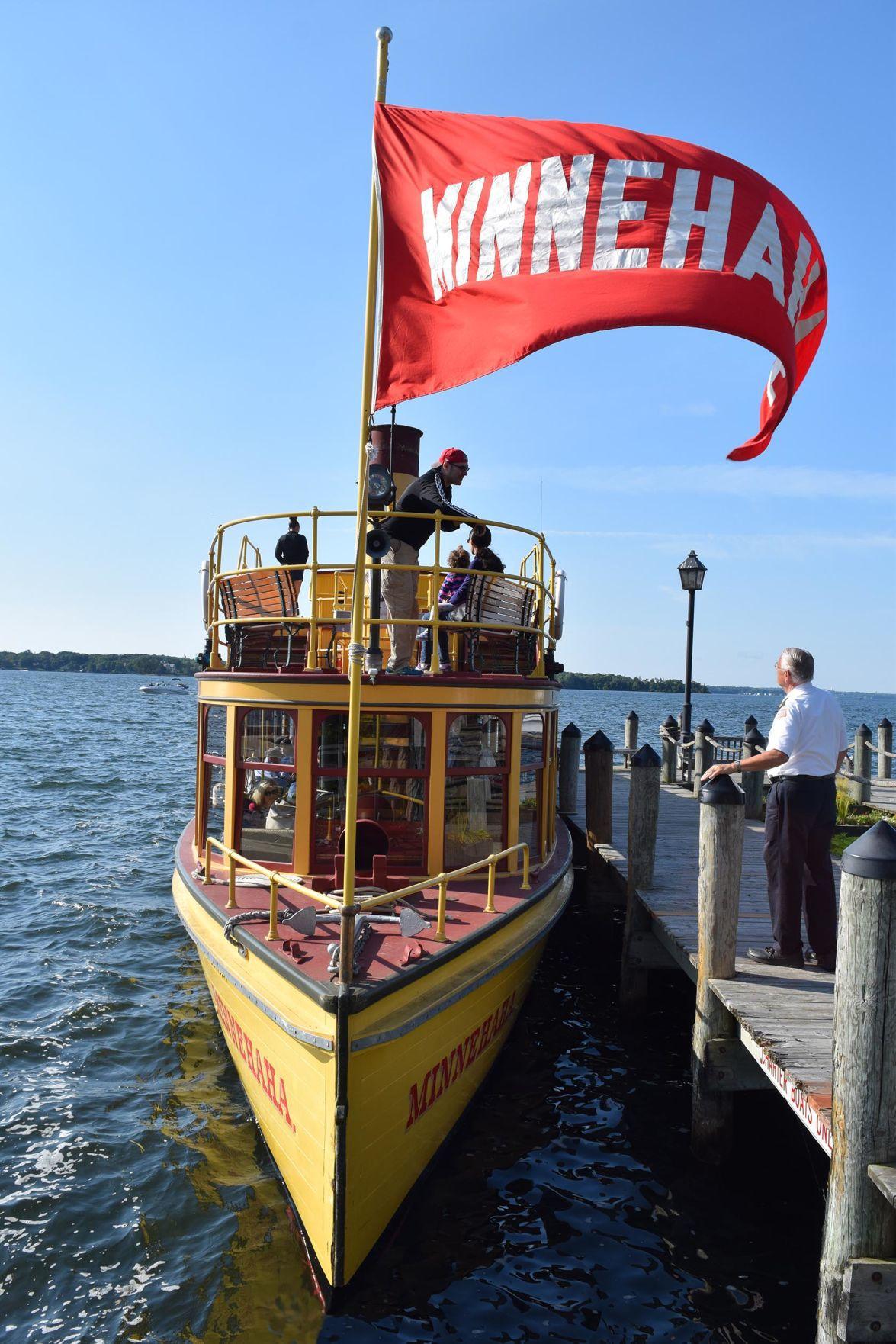 Steamship Minnehaha