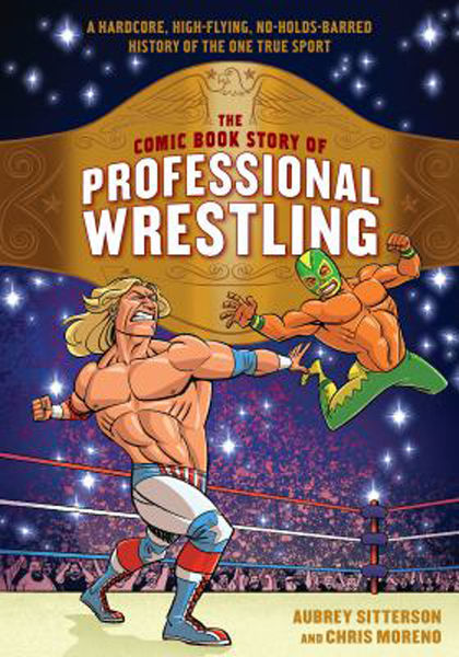 Comic Book Story of Professional Wrestling
