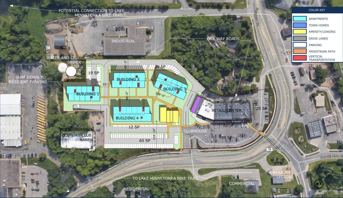 Tonka Village Shopping Center Proposal