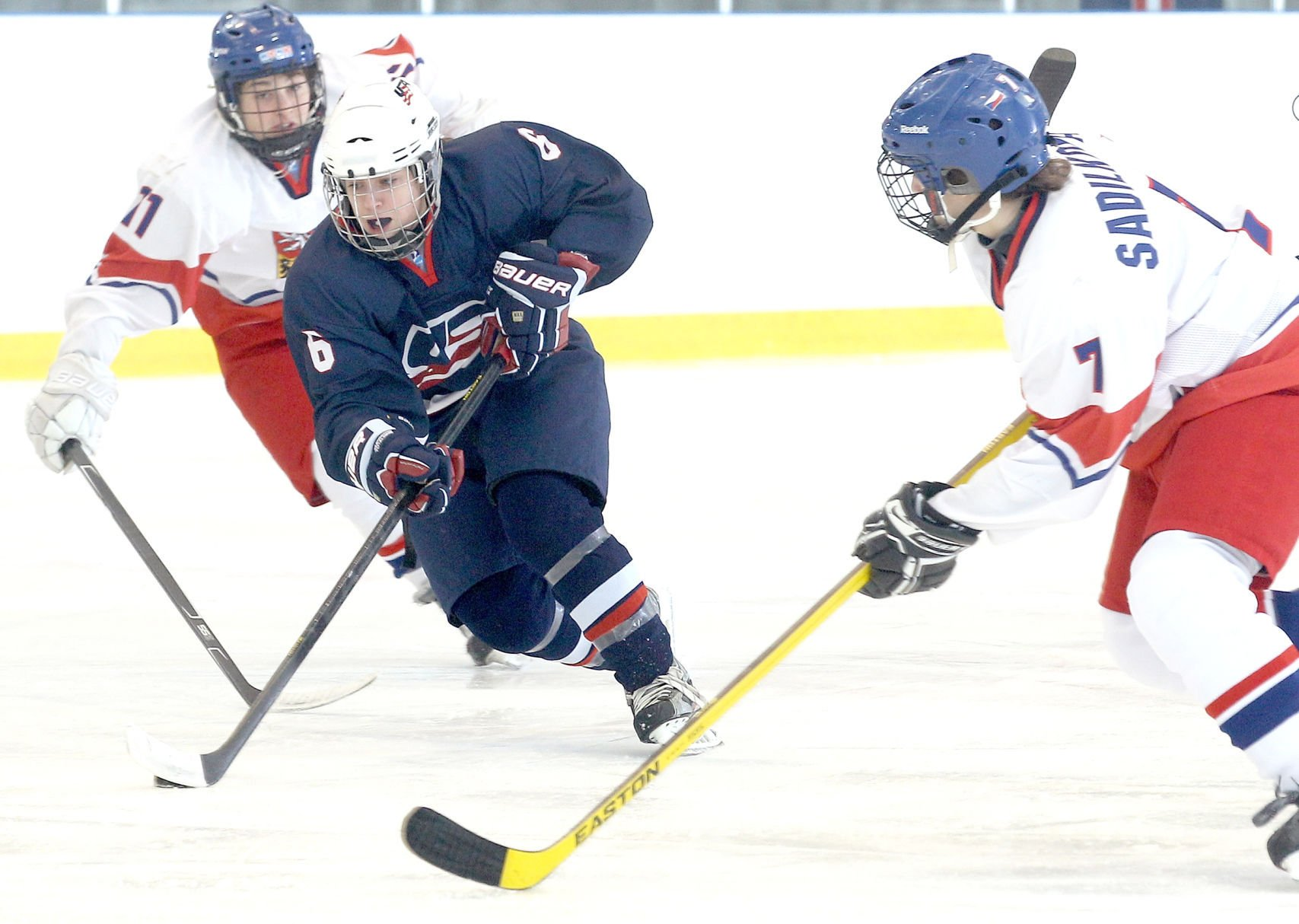 Pyeongchang: Chanhassen, MN's Olympic Hockey Player Likes To 'Dream Big'