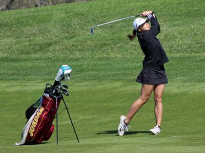Jordan girls golf