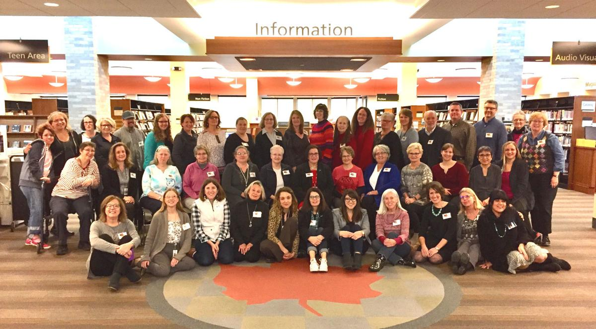 Carver County Librarians