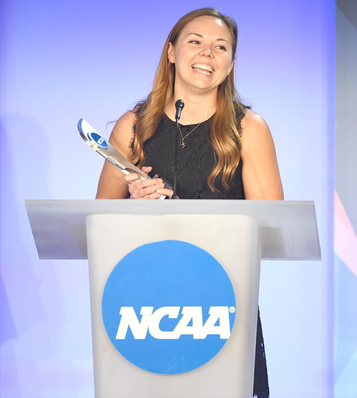 Lizzy Crist - NCAA Award