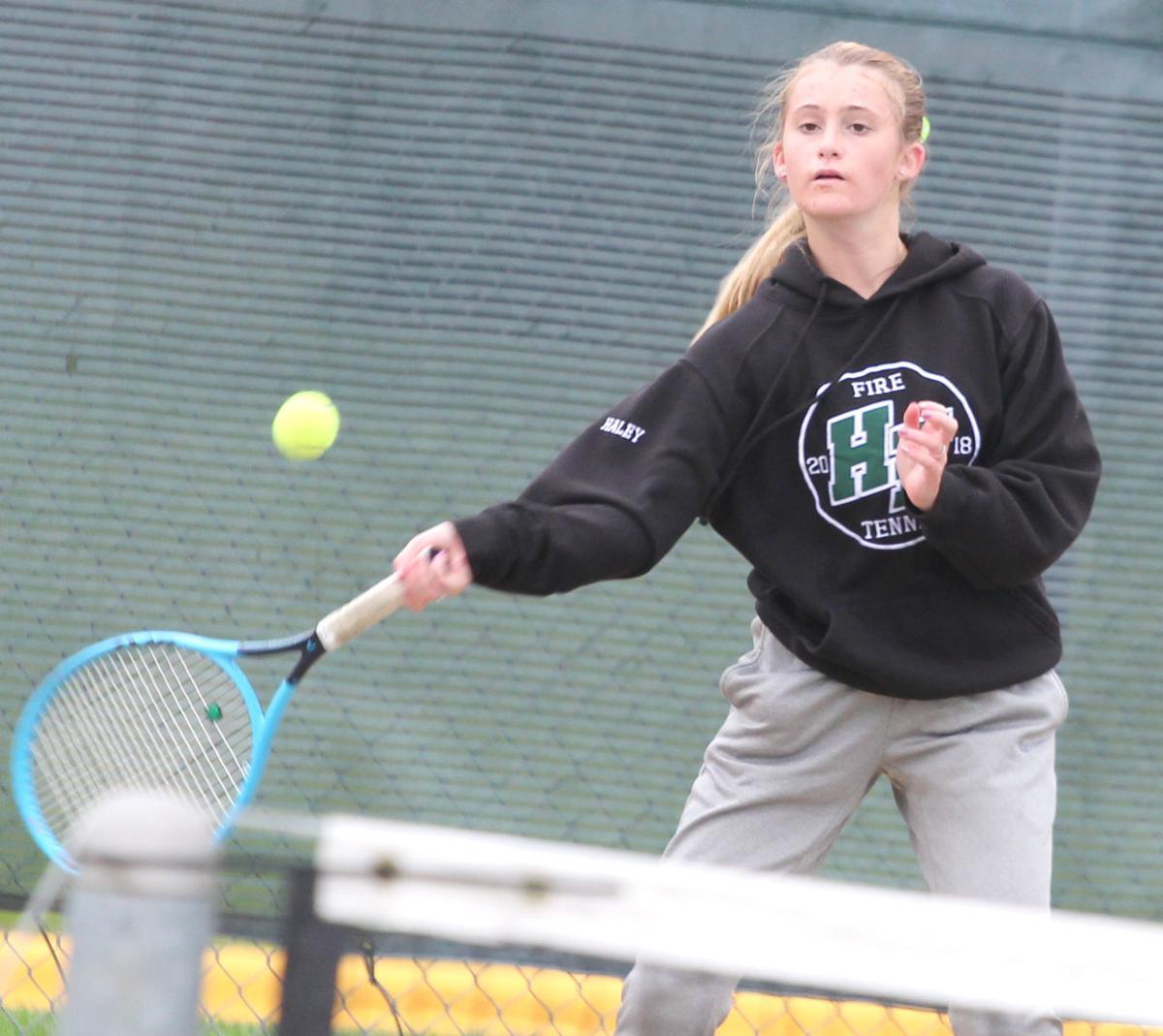 HFC Tennis - Haley