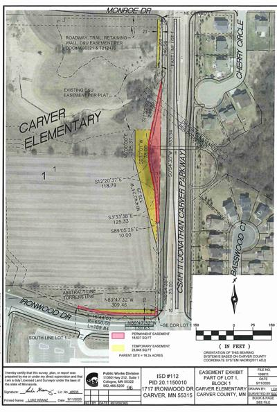 Carver Elementary underpass